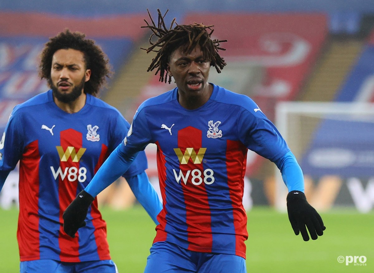 Crystal Palace manager not worried about interest in Eze this summer