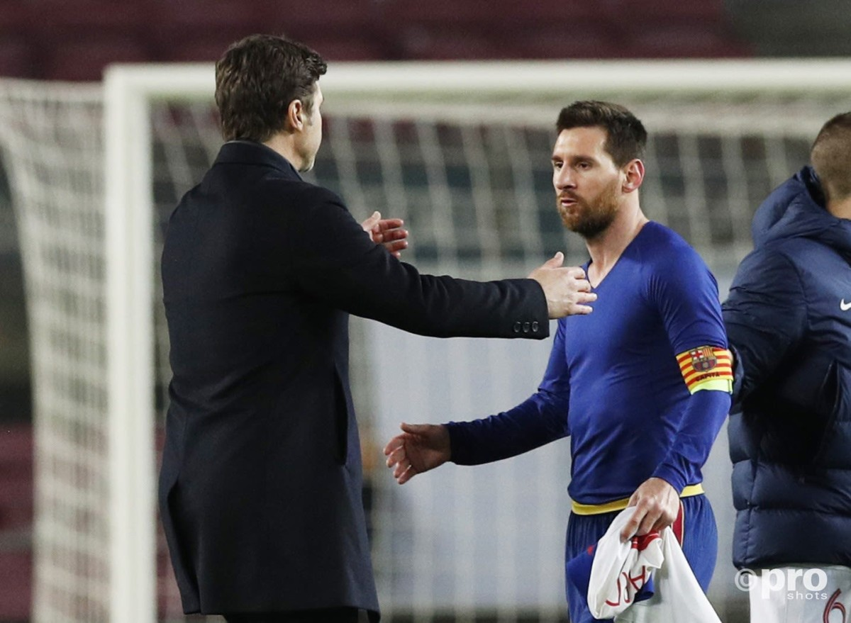 'We had a good discussion' – Pochettino comments on Messi to PSG