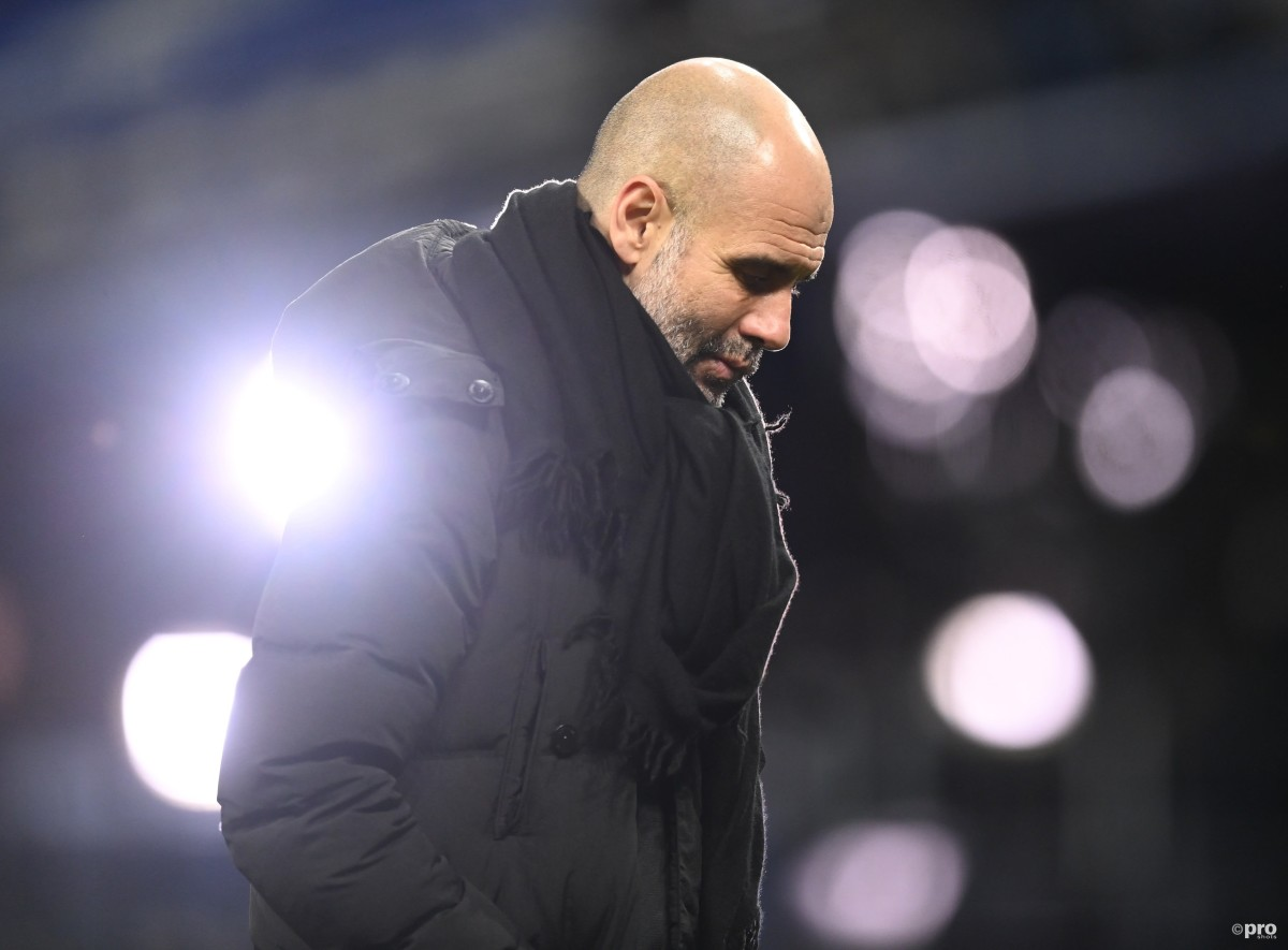 Guardiola refuses to rule out spending £100m on a player at Man City