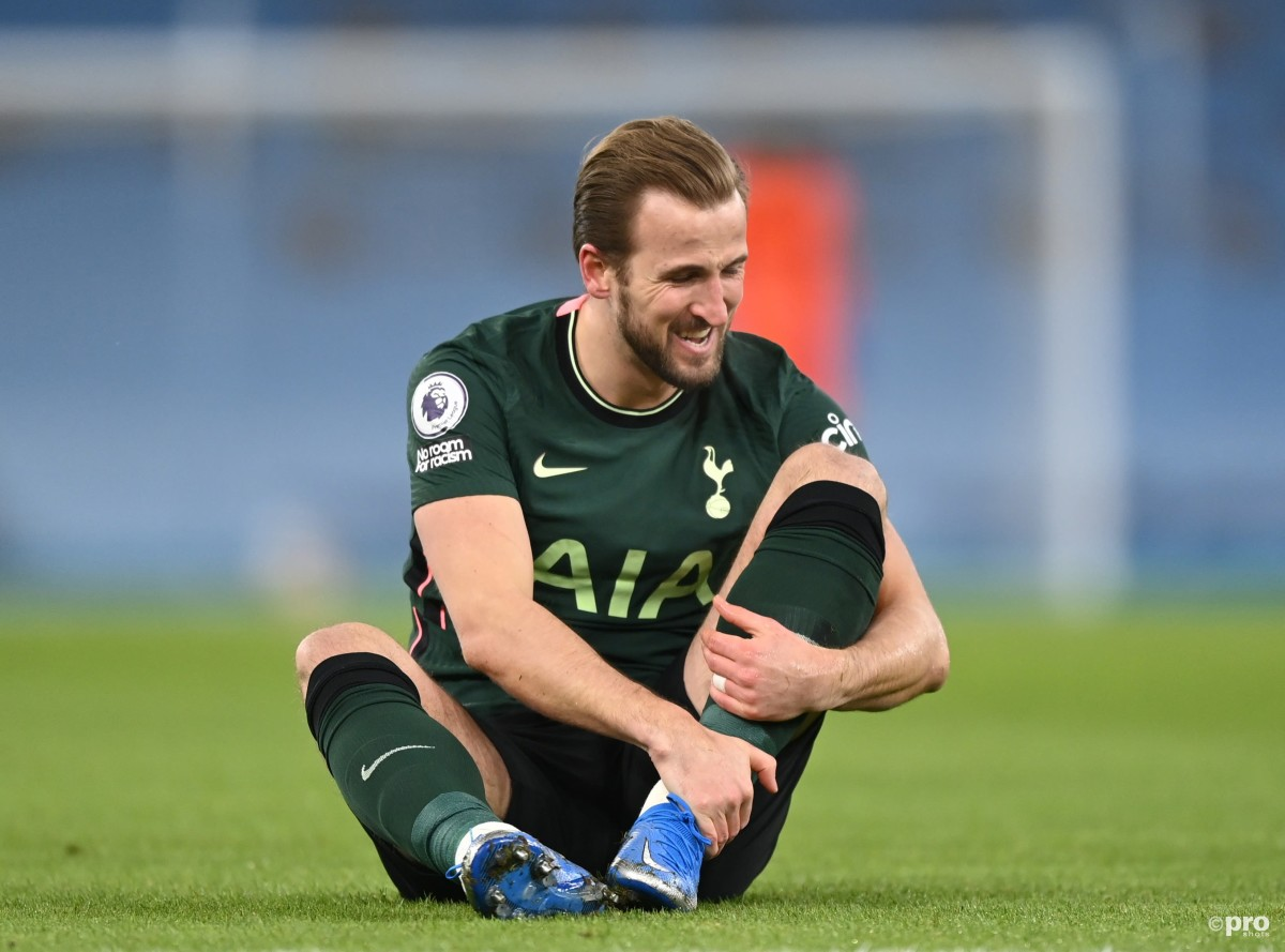 Harry Kane needs to 'put his foot down' if he wants to leave Tottenham, says Glenn Hoddle