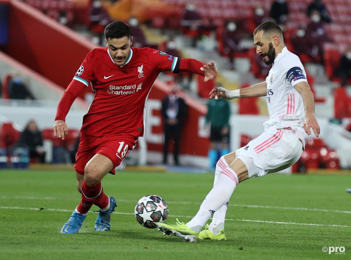 Van Dijk tips helped Kabak find his feet at Liverpool