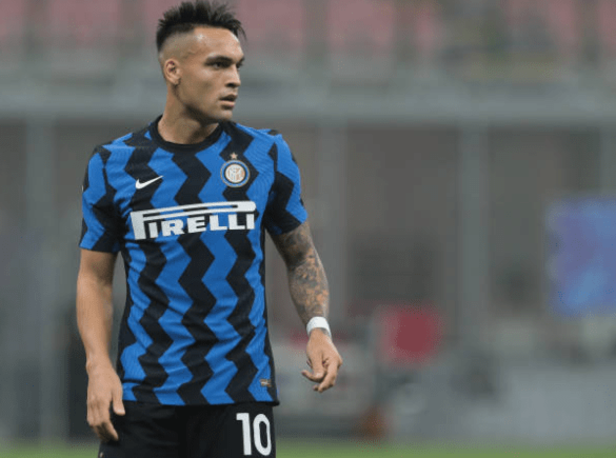 Lautaro Martinez glad move to Barcelona fell through in the summer