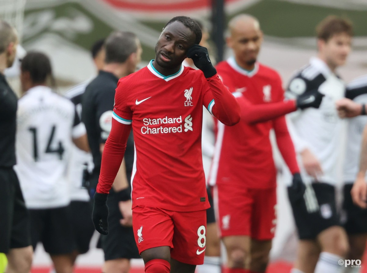 Leicester eye up Liverpool's Keita as a potential replacement for Tielemans