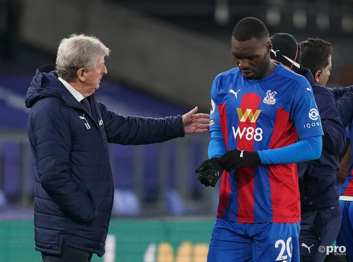 Confirmed: Roy Hodgson to leave Crystal Palace at the end of the season
