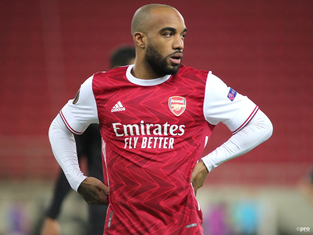 Lacazette's future at Arsenal to be addressed in the summer