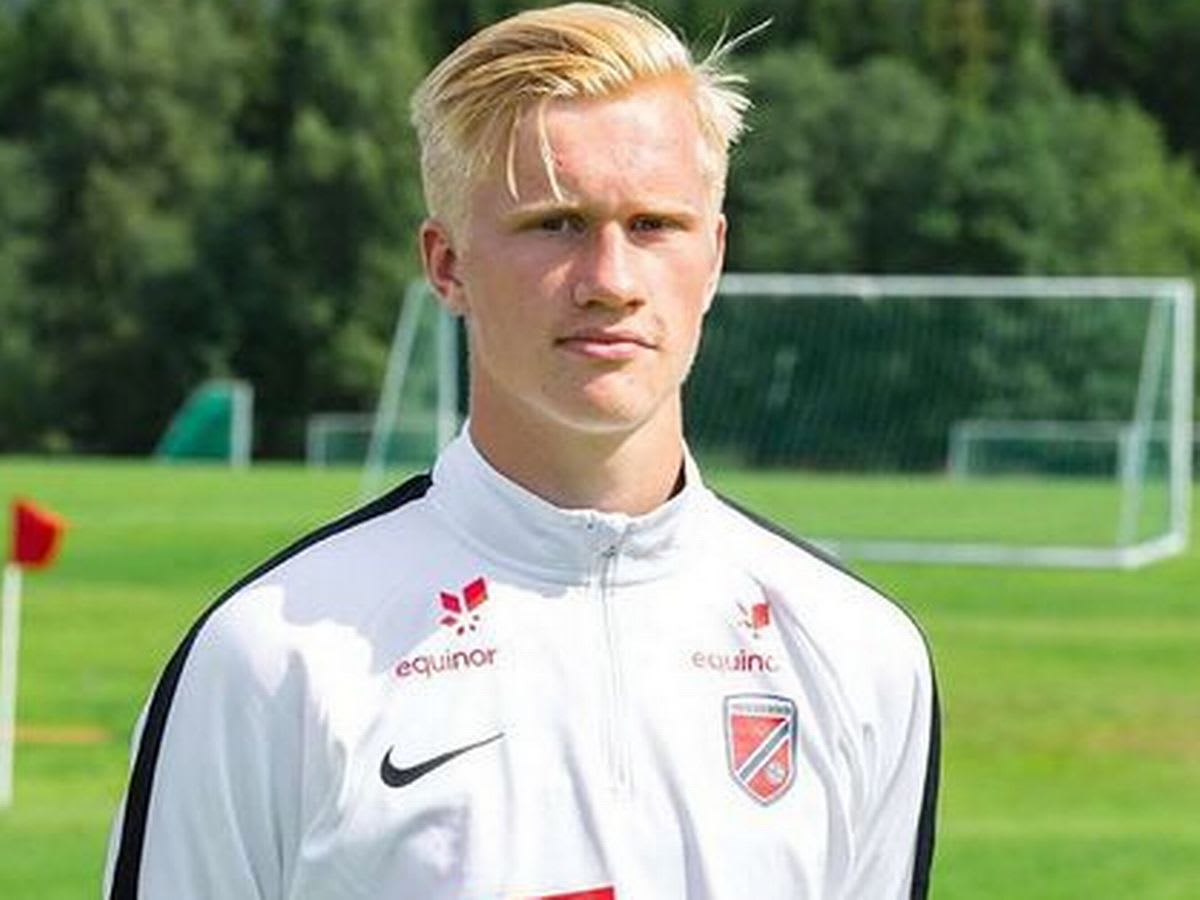Who is Albert Tjaaland? The wonderkid cousin of Erling Haaland who dreams of Liverpool move