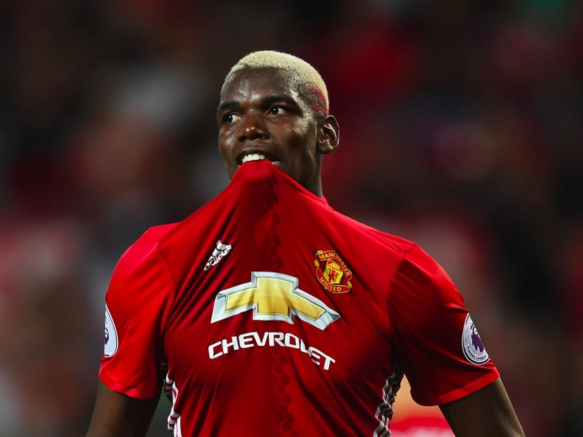 Pogba signs deal with Amazon, Man Utd star to release 'The Pogmentary'