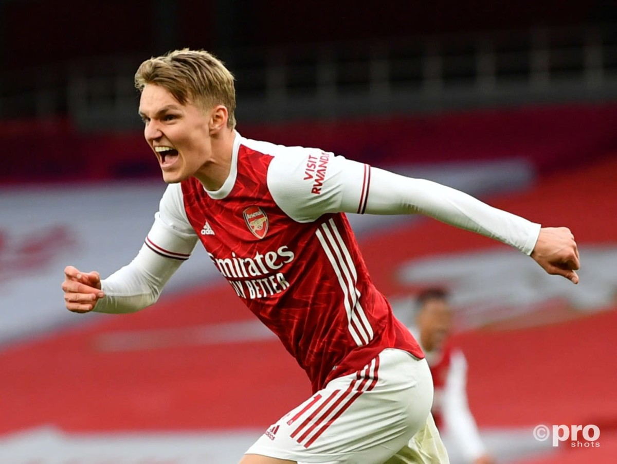 'If you can't sign Odegaard, don't play him', says Arsenal legend