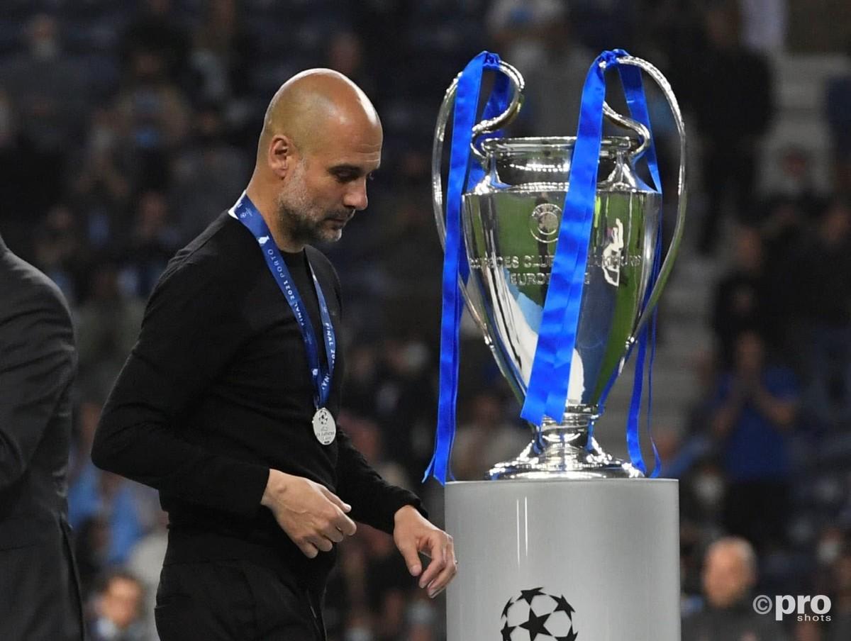 Man City chairman warns Guardiola club 'not satisfied' by Premier League title