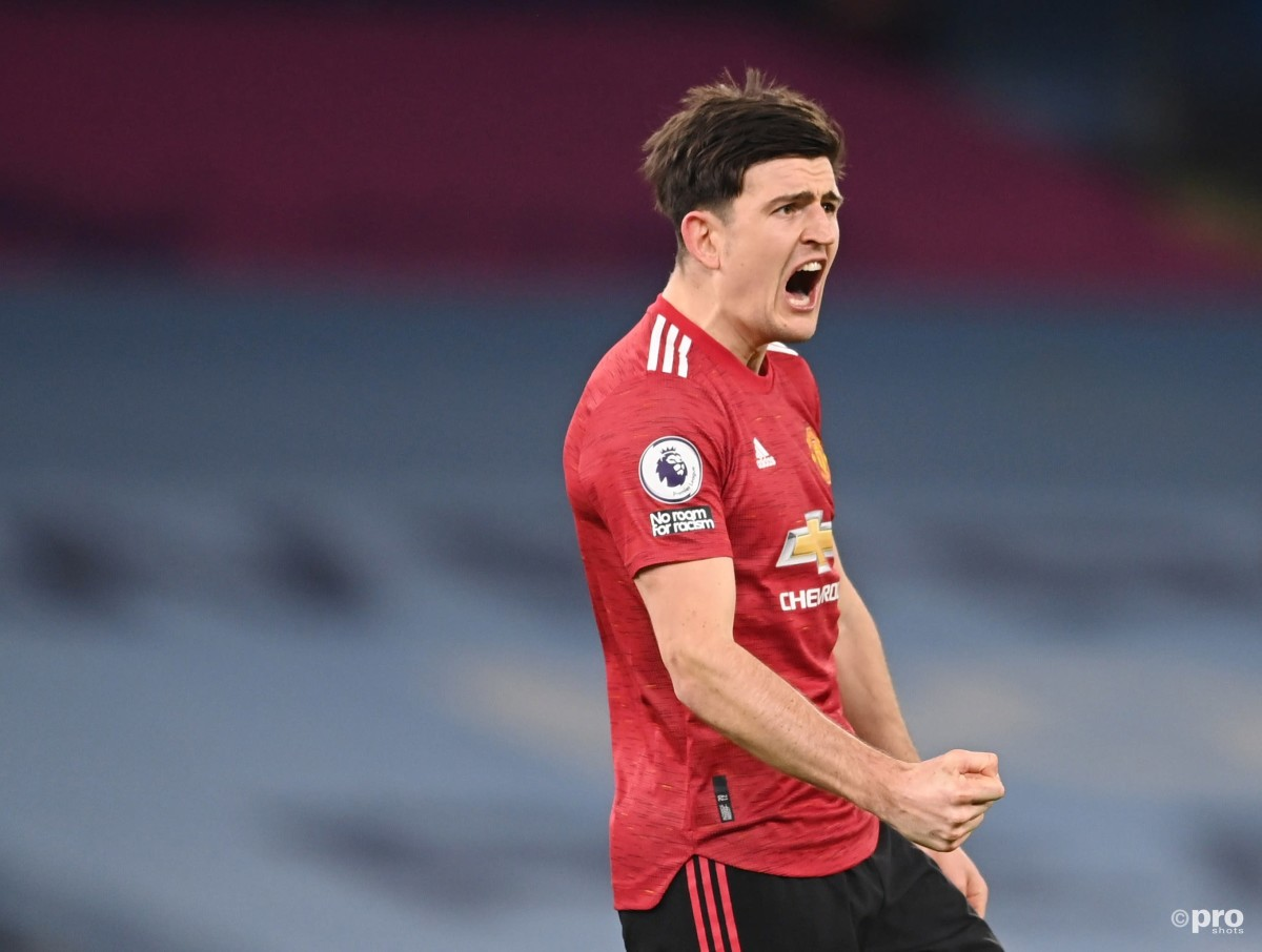 Harry Maguire reveals why he turned down Man City for Man Utd in 2019