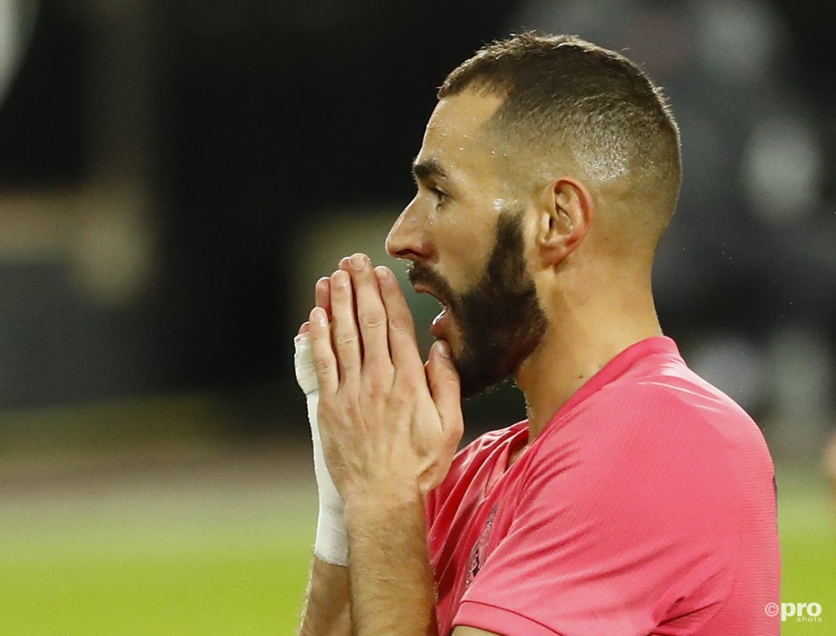 'I do not agree that the squad is failing' – Benzema on Real Madrid