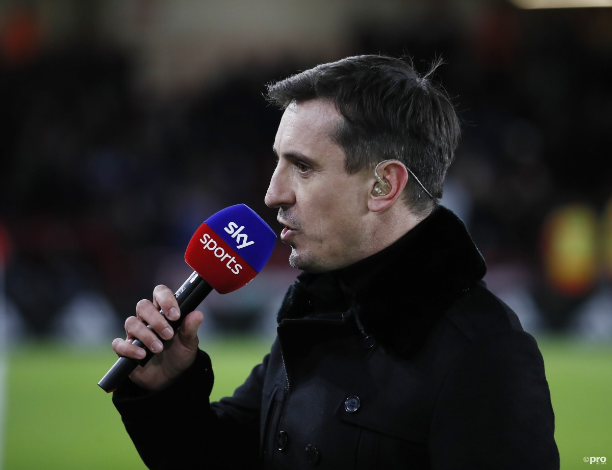 Neville disgusted at 'imposters', calling Super League 'a criminal act'