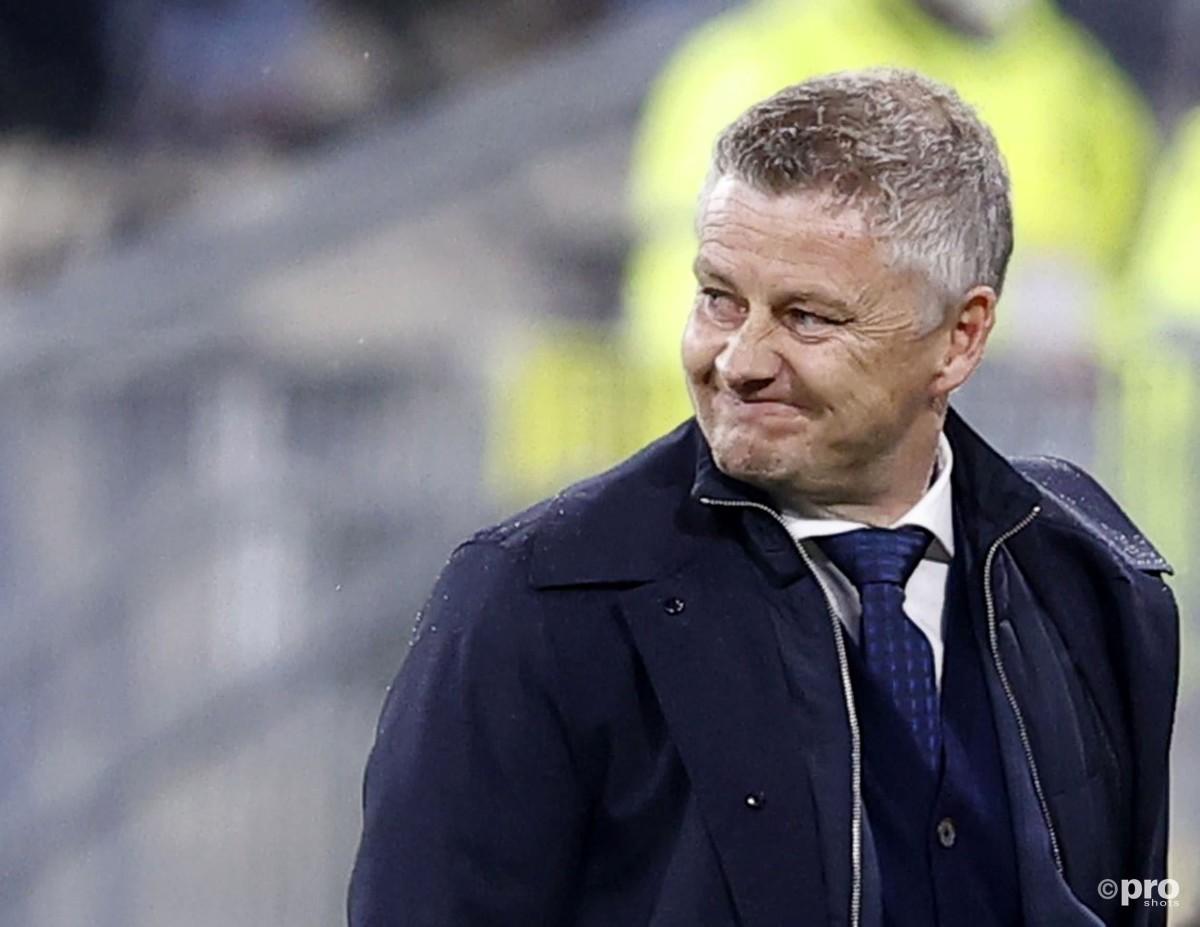 Ole Gunnar Solskjaer, Manchester United, 2020/21